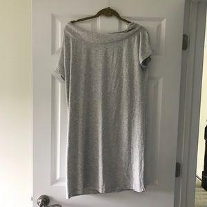 NWT Lou and grey super soft tee dress